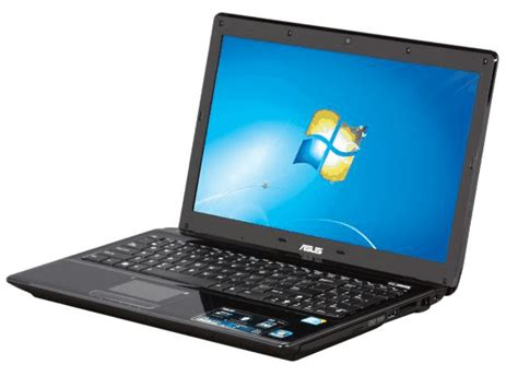 Laptop Asus I3 Amd asus a52f x3 notebookcheck net external reviews