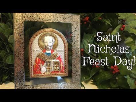 st nicholas tradition st nicholas feast day traditions
