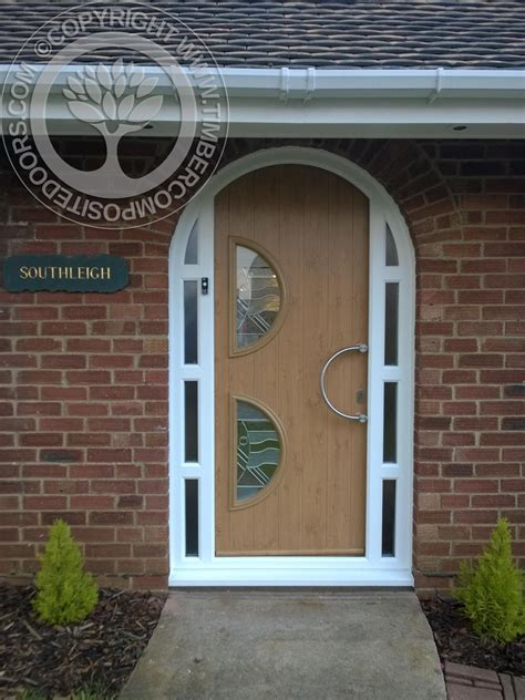 Arched Composite Front Doors Versatility Meeting Most Demanding Requirements Arched Composite Door Timber Composite Doors