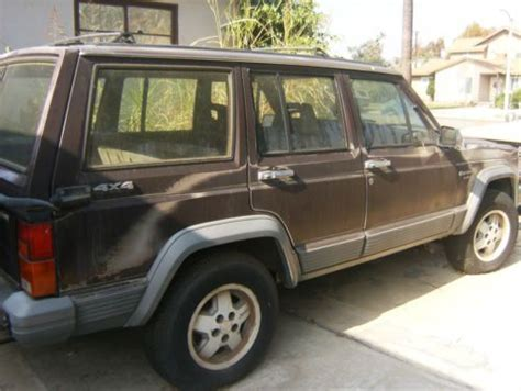 1989 Jeep Laredo 4x4 Buy Used 1989 Jeep Laredo 4x4 4 0 Liter 4 Door
