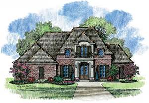 french home plans 653722 1 story 4 bedroom french country house plan
