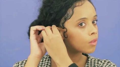 kiss curls tutorial fka twigs inspired kiss curls hair style how to asos