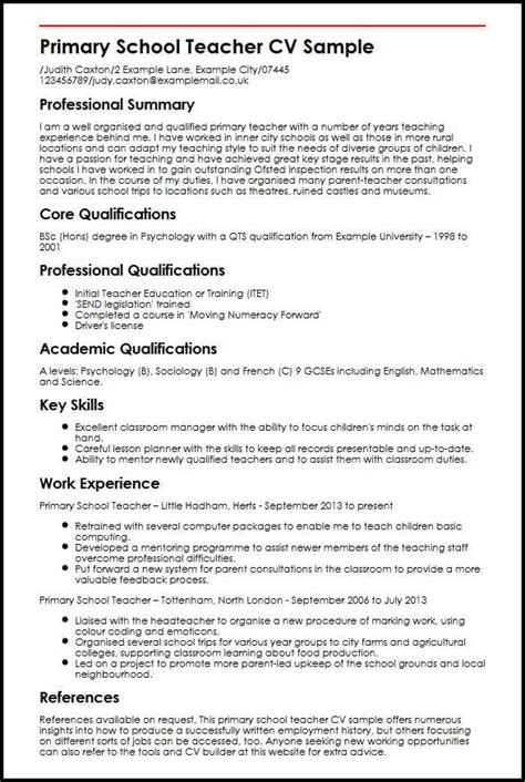sle resume for 2 years experience in net primary resume exles resume ideas