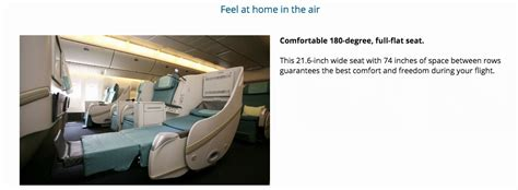 Prestige Sleeper by How You Can Tell Which Korean Air Business Class You Ll