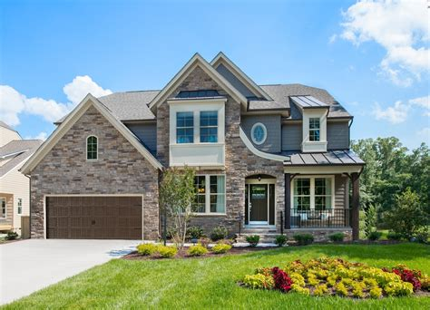 Homes Pictures | rountrey a midlothian neighborhood like no other