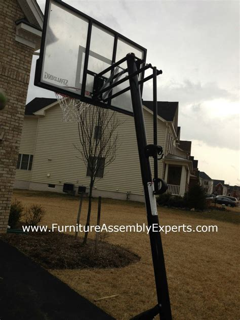 lifetime möbel 16 best images about portable basketball hoop assembly