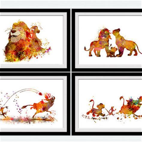 lion king home decor best lion king wall decor products on wanelo