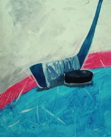 paint nite columbus paint nite with the columbus blue jackets