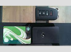 Lexus Smart Card Key (Credit Card Key) - Page 2 - Club ... Lock And Key Parts