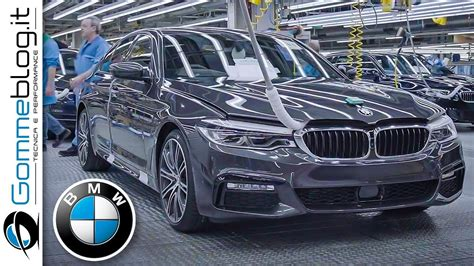 bmw  series production german car factory youtube