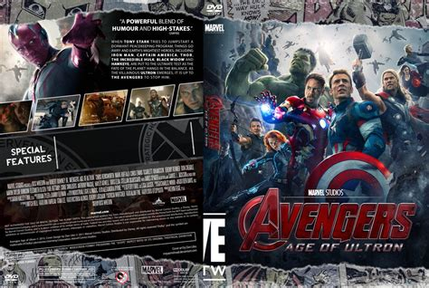 film marvel ita avengers age of ultron dvd by mrpacinohead on deviantart