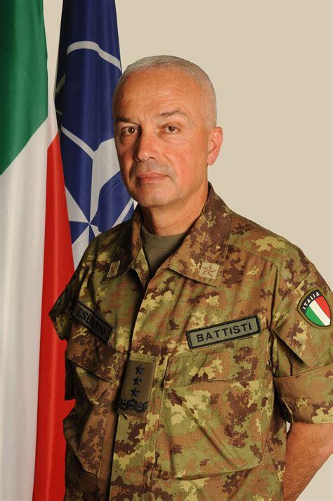 maurizio morena generale roma afghanistan cercando il punto della situazione con