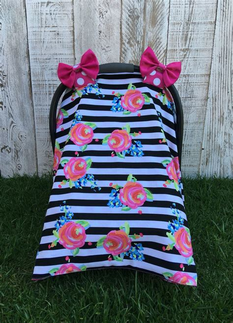 designer car seats for toddlers custom baby car seat canopy set roses carseat cover
