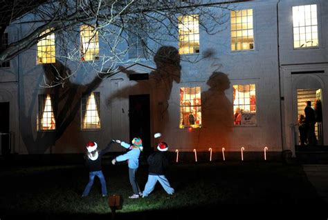 at the heart of fairfield tree lighting warms holiday
