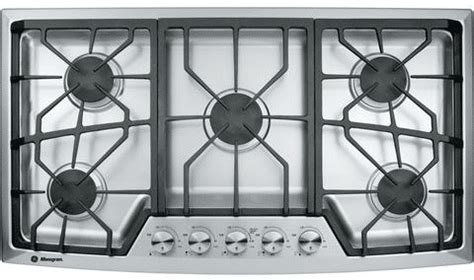 36 Gas Cooktop Reviews - ge monogram vs thermador 36 inch gas cooktops reviews