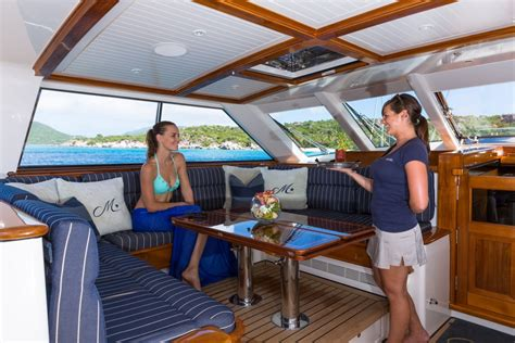 pilot house luxury yacht charter sy marae pilot house seating fontaine design group and alloy