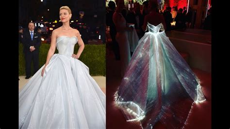 claire danes zac posen gown claire danes at 2016 met gala wearing zac posen youtube