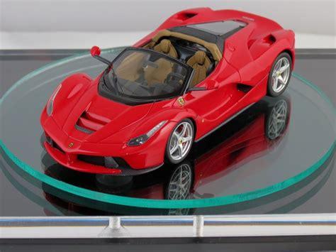 La Ferrari Model by 2017 Ferrari Laferrari Spider Teased By 1 43 Scale Model