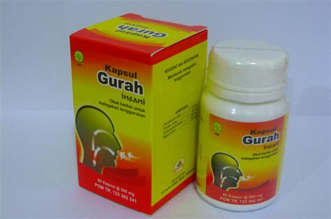 Obat Herbal Insani kapsul gurah herbal insani cakcipgresik agen gurah