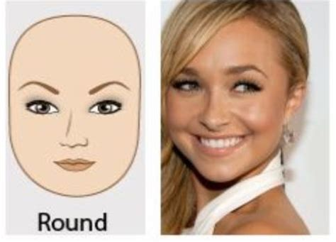 circular heads and high cheekbones a complete guide to find your face shape and eyebrow shape