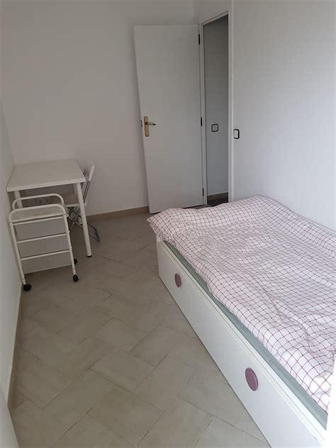 habitacion con barcelona habitaci 243 n exterior con cama div 225 n alquiler habitaciones