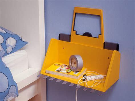 bauanleitung kinderbett bagger selbstgebautes spielzeug selber machen heimwerkermagazin