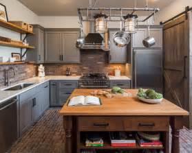 cuisine avec un sol en brique photos et id 233 es d 233 co de