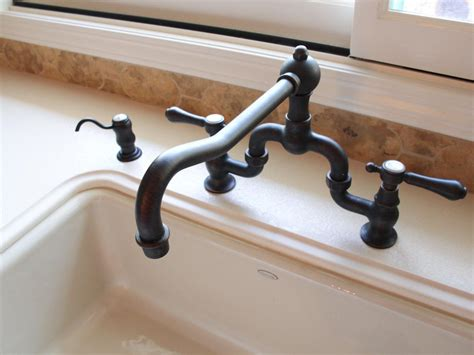 fashioned kitchen faucets choosing style kitchen faucets railing stairs and kitchen design