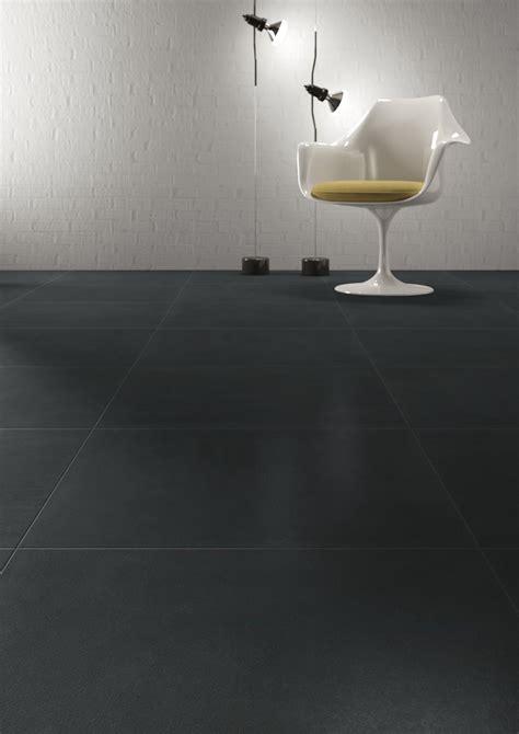 Porcelaingres  Grey Unglazed Porcelain Tile Wall