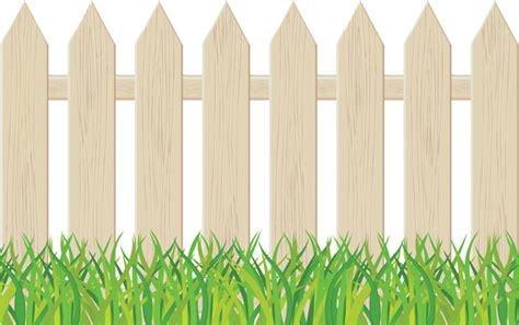 Barnyard In Your Backyard Cartoon Clip Art Fence Free Vector 4vector