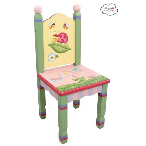 fields painted magic garden table and set of