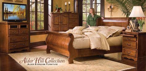 queen bedroom sets houston ft sleigh bed queen usa made portland oak furniture