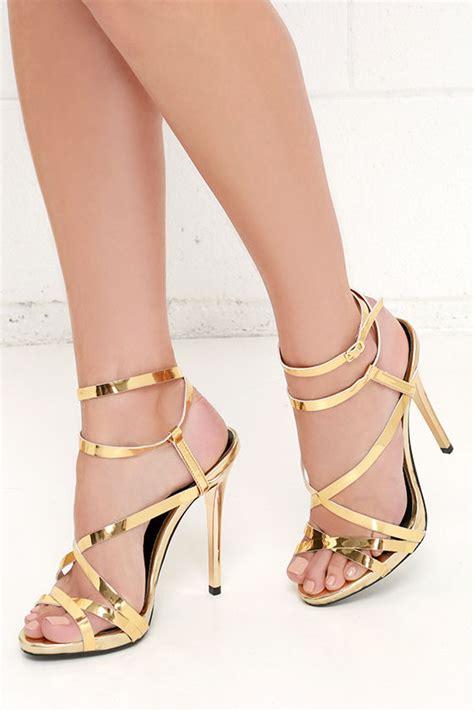 gold dress sandals lovely gold heels dress sandals gold sandals 33 00