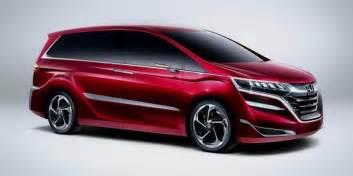 Honda Mini Vans 2017 Honda Usa Odyssey The Minivan On Market