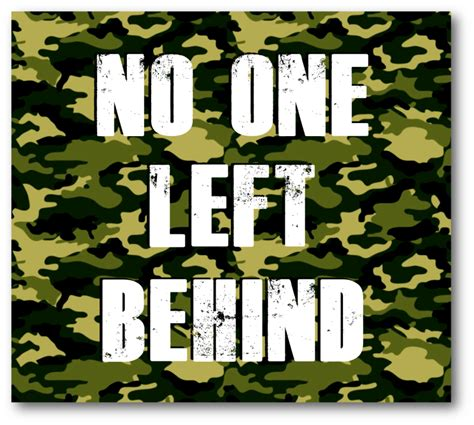 no one left to no one left behind stumingames