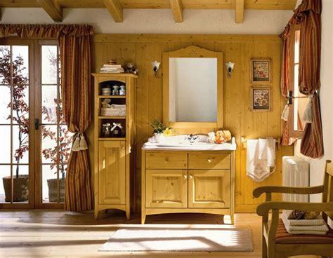 arredi country mobili bagno country legno ferro battuto