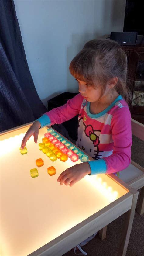 tavolo luminoso ikea il light panel lo strumento perfetto per imparare