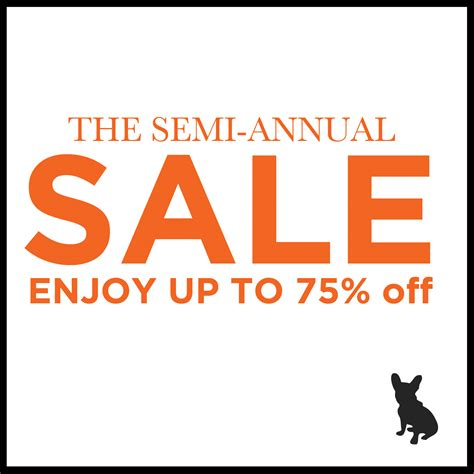Semi Annual Sale by Semi Annual Definition What Is