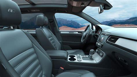 volkswagen touareg interior 2015 2015 volkswagen touareg now available carwow