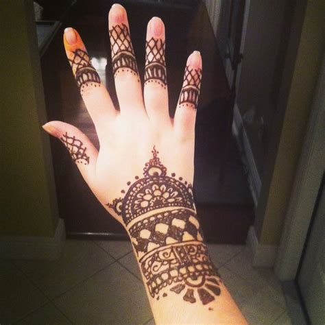 henna tattoo easy hand henna tattoos designs ideas and meaning tattoos for you