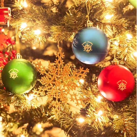 mooneyes xmas ornament
