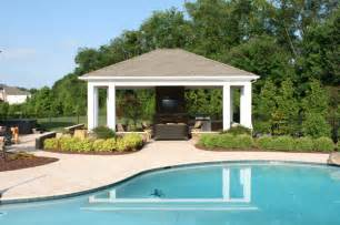 Pool Pavilion Designs by Lynch Construction Harford County And Baltimore County