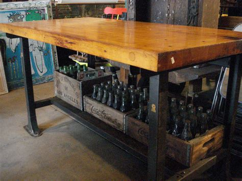 industrial kitchen bench etsy your place to buy and sell all things handmade