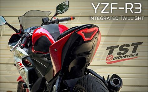yamaha r3 led lights tst led integrated light 2015 yamaha yzf r3 fz 07
