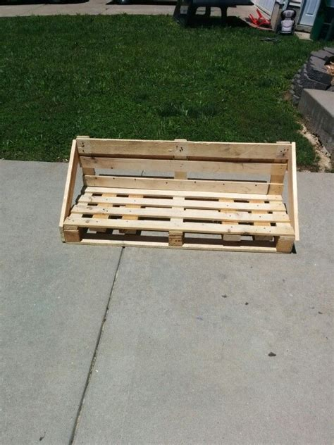 swings made from pallets pallet porch swing diy crafts that i love pinterest