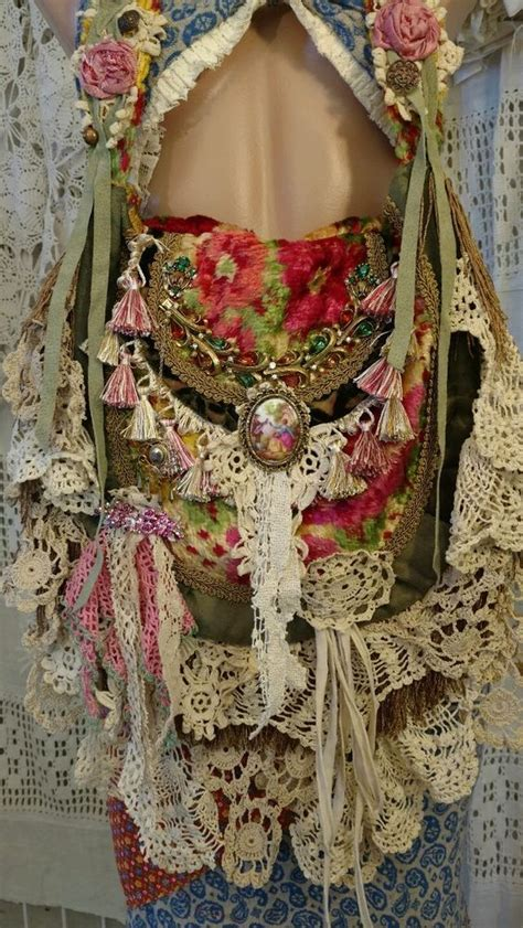 Handmade Boho Bags - 17 best ideas about lace bag on handmade bags