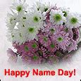 free happy name day ecards greeting cards greetings from 123greetings