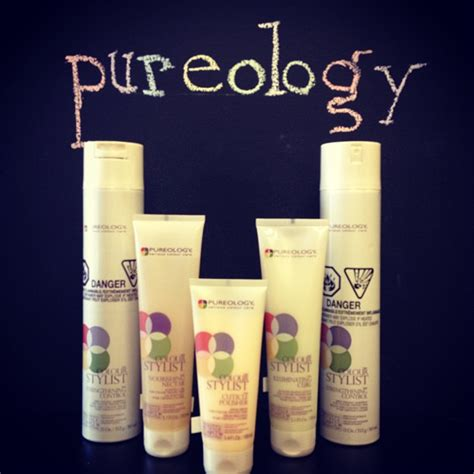 Loreal Buys Pureology by Hair Products At Malkim Hair Salon In Guelph