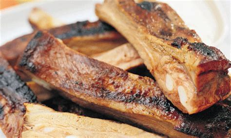 how to cook ribs on a gas grill