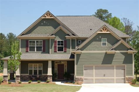 rock pattern vinyl siding arts and crafts or craftsman houses have many of these